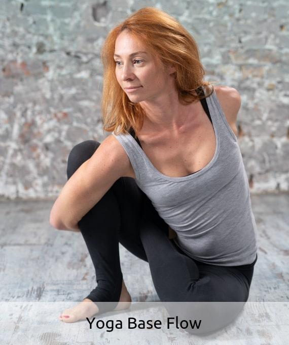 Yoga Base Flow Yuliya Stepura